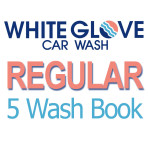 Regular 5 Wash Book
