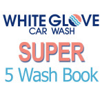 Super 5 Wash Book