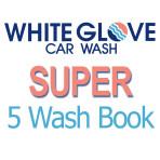 Super 5 Wash Book
